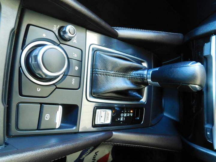 MAZDA 6 Atenza GJ Series 2 Atenza Sedan 4dr SKYACTIV-Drive 6sp 2.5i