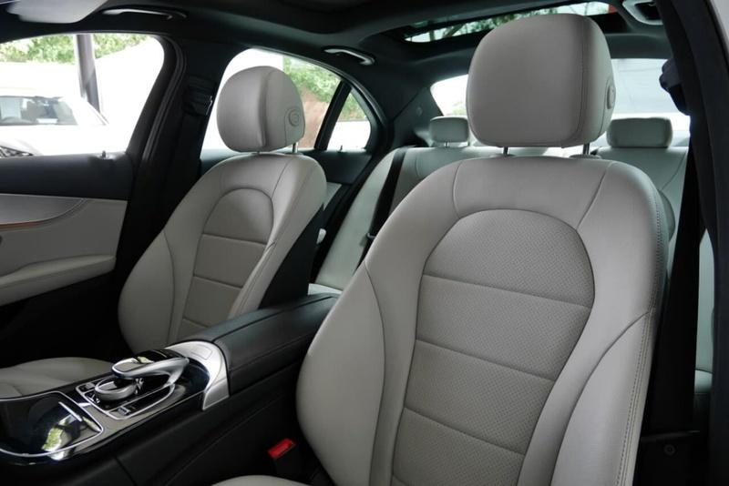 MERCEDES-BENZ C200  W205 Sedan 4dr 7G-TRONIC + 7sp 2.0T [Aug]