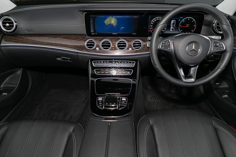 MERCEDES-BENZ E220 d W213 d Sedan 4dr 9G-TRONIC PLUS 9sp 1.9DT