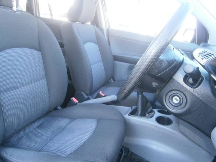 MAZDA 2 Neo DY Series 2 Neo Hatchback 5dr Man 5sp 1.5i