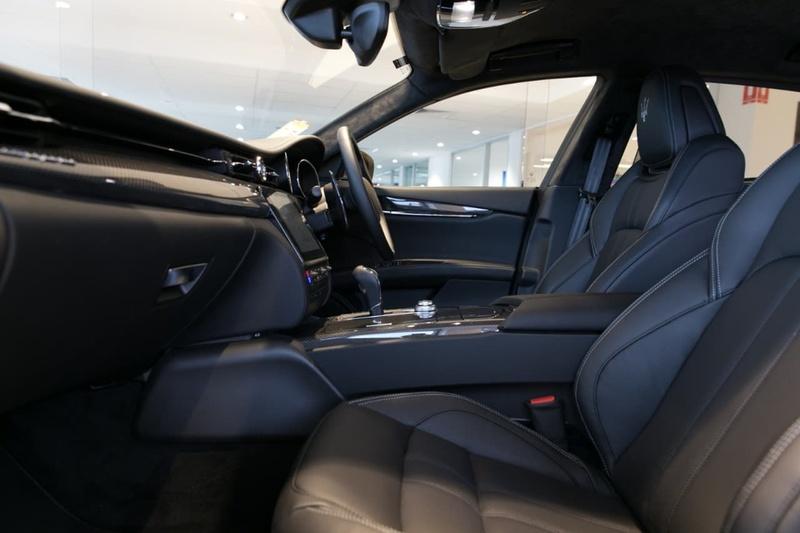 2017 Maserati Quattroporte Gts Gransport Sports Automatic M156 Gts