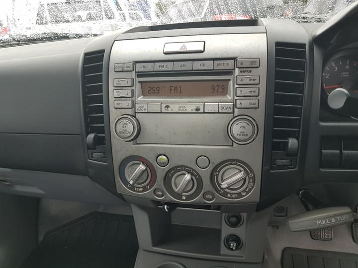 MAZDA BT-50 DX UN DX Cab Chassis Single Cab 2dr Man 5sp 4x4 3.0DT (3st)