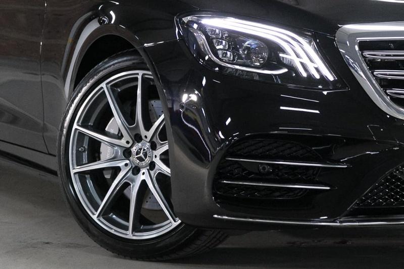 MERCEDES-BENZ S450  V222 Sedan L 4dr 9G-TRONIC 9sp 3.0TT [Sep]