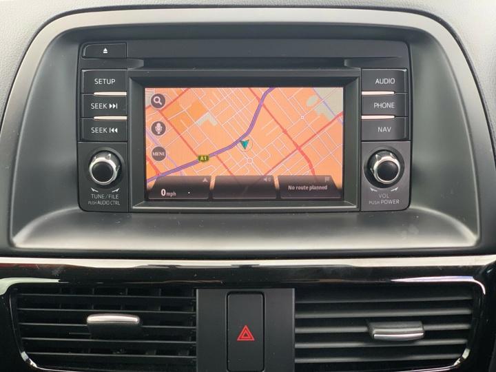 MAZDA CX-5 Maxx KE Series Maxx Sport Wagon 5dr SKYACTIV-Drive 6sp AWD 2.5i [MY14]