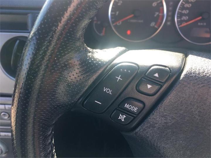 MAZDA 6 Luxury GG Series 1 Luxury Hatchback 5dr Spts Auto 4sp 2.3i [MY04]