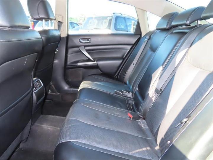 NISSAN MAXIMA 250 J32 250 ST-L Sedan 4dr X-tronic 6sp 2.5i [MY11]