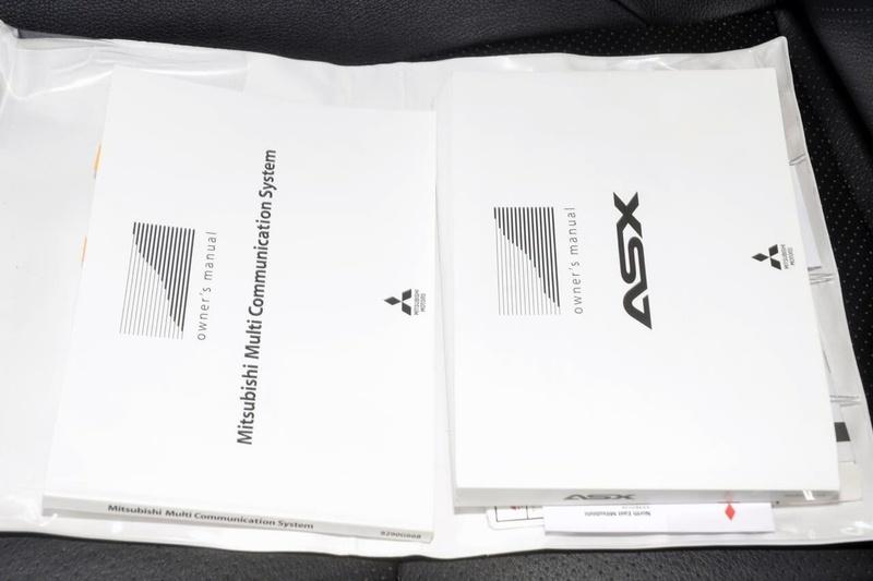 MITSUBISHI ASX XLS XB XLS Wagon 5dr CVT 6sp 2WD 2.0i [MY15.5]