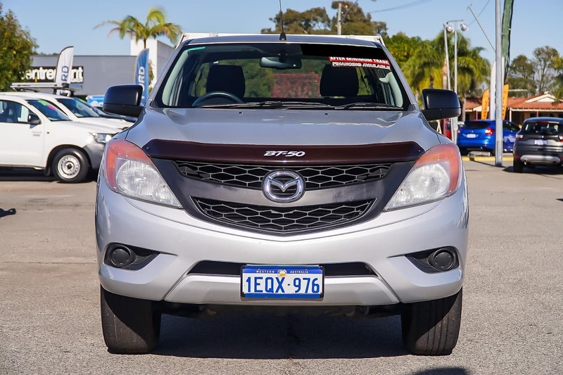 MAZDA BT-50 XT UP XT Hi-Rider Cab Chassis Freestyle 4dr Spts Auto 6sp 4x2 3.2DT