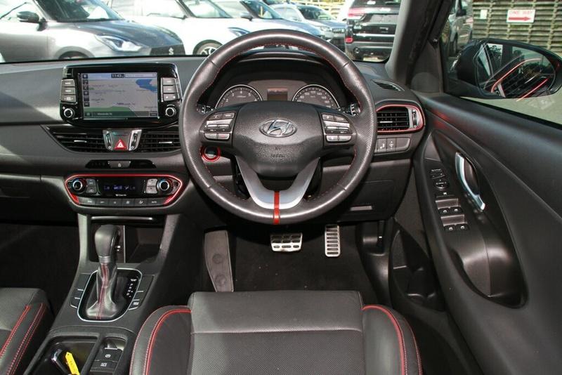 HYUNDAI I30 SR PD SR Hatchback 5dr D-CT 7sp 1.6T [MY18]