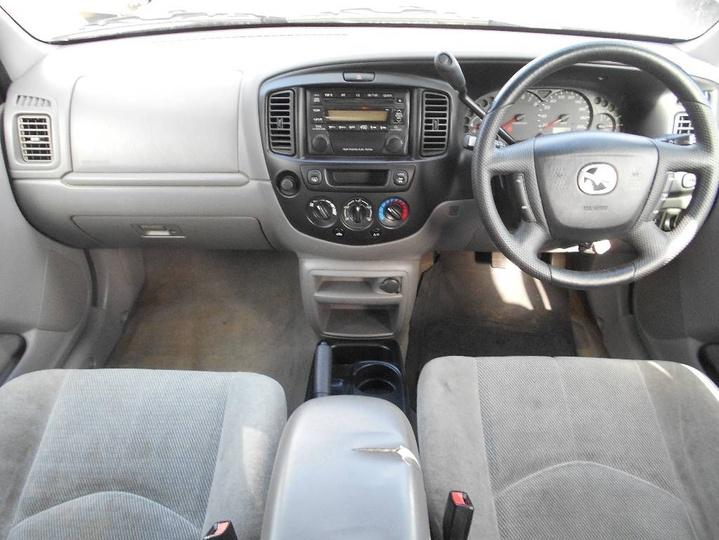 MAZDA TRIBUTE Classic Classic Wagon 5dr Auto 4sp 4x4 3.0i [MY03]