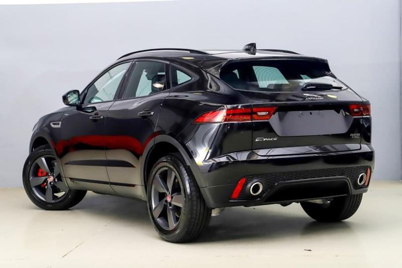 JAGUAR E-PACE D240 X540 D240 R-Dynamic S Wagon 5dr Spts Auto 9sp AWD 2.0DTT [MY18]