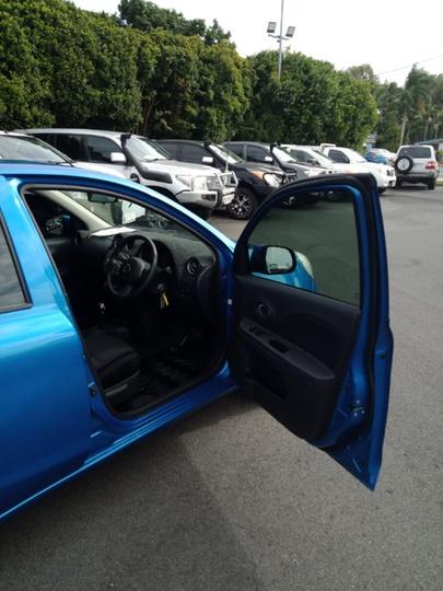 NISSAN MICRA ST-L K13 ST-L Hatchback 5dr Auto 4sp 1.5i
