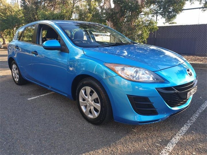 MAZDA 3 Maxx BL Series 1 Maxx Hatchback 5dr Man 6sp 2.0i [MY10]