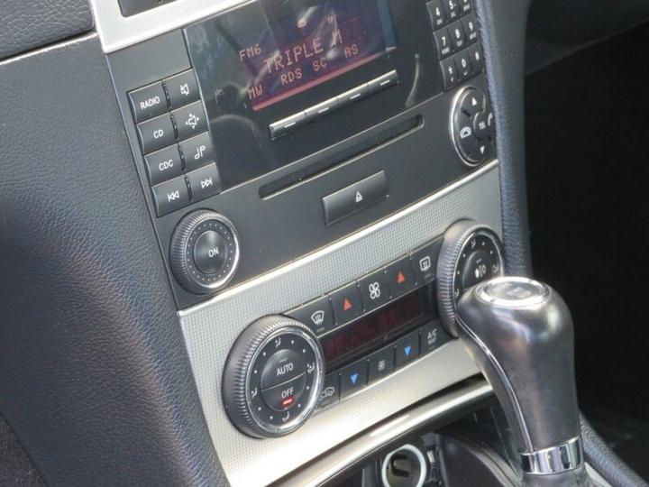 MERCEDES-BENZ CLK200 KOMPRESSOR Avantgarde A209 Avantgarde Coupe 2dr Auto 5sp 1.8SC [MY06]