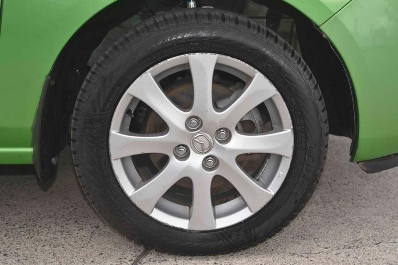 MAZDA 2 Maxx DE Series 1 Maxx Hatchback 5dr Man 5sp 1.5i