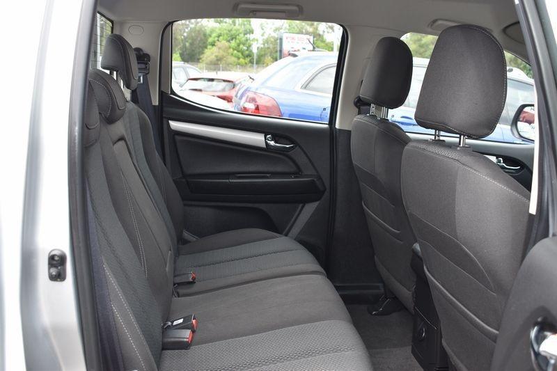 HOLDEN COLORADO LTZ RG LTZ Pickup Crew Cab 4dr Spts Auto 6sp 4x4 2.8DT [MY17]