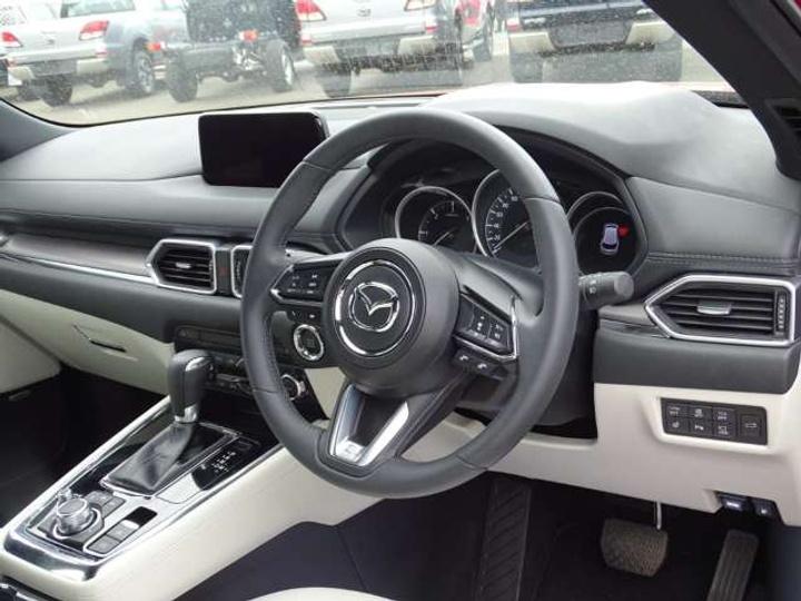 2018 Mazda Cx 8 Asaki 6 Spd Sports Automatic