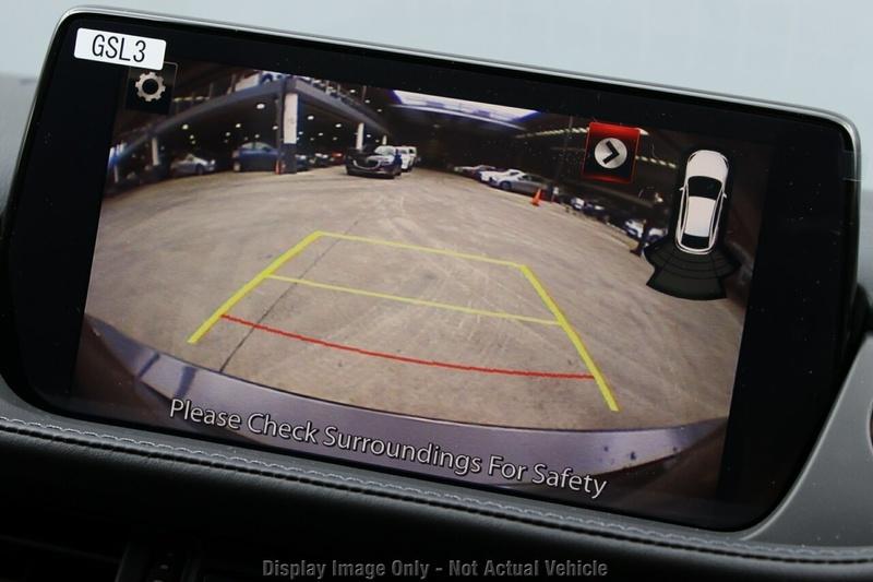 MAZDA 6 Sport GL Series Sport Sedan 4dr SKYACTIV-Drive 6sp 2.5i
