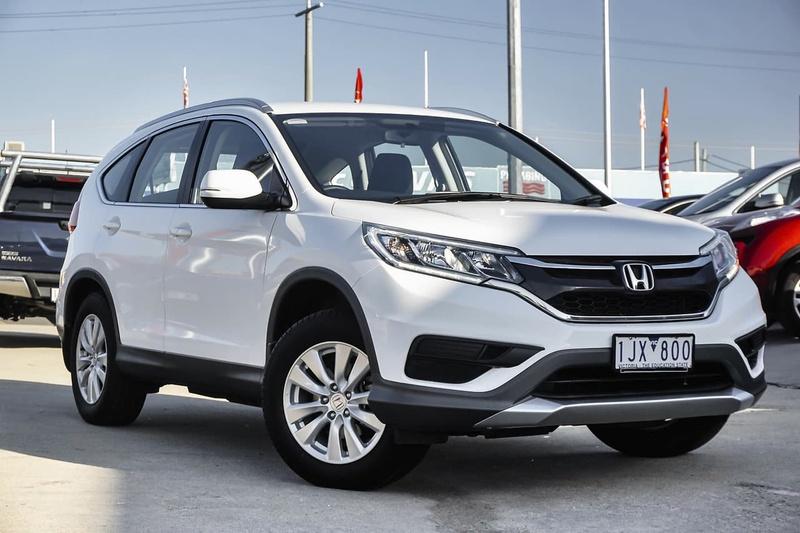 Honda Cr V Vti Rm Series Ii