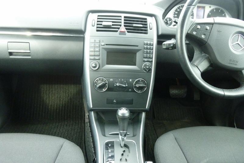MERCEDES-BENZ B200  W245 Hatchback 5dr CVT 7sp 2.0i [MY09]