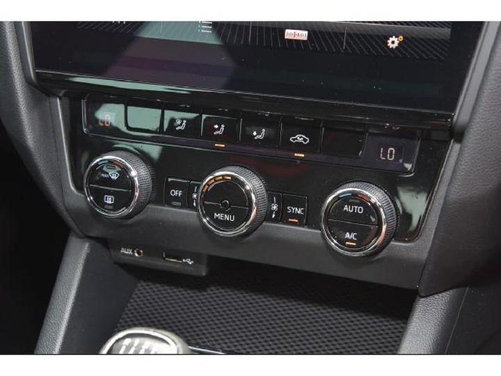 SKODA OCTAVIA RS NE RS 169TSI Wagon 5dr Man 6sp 2.0T [MY18]