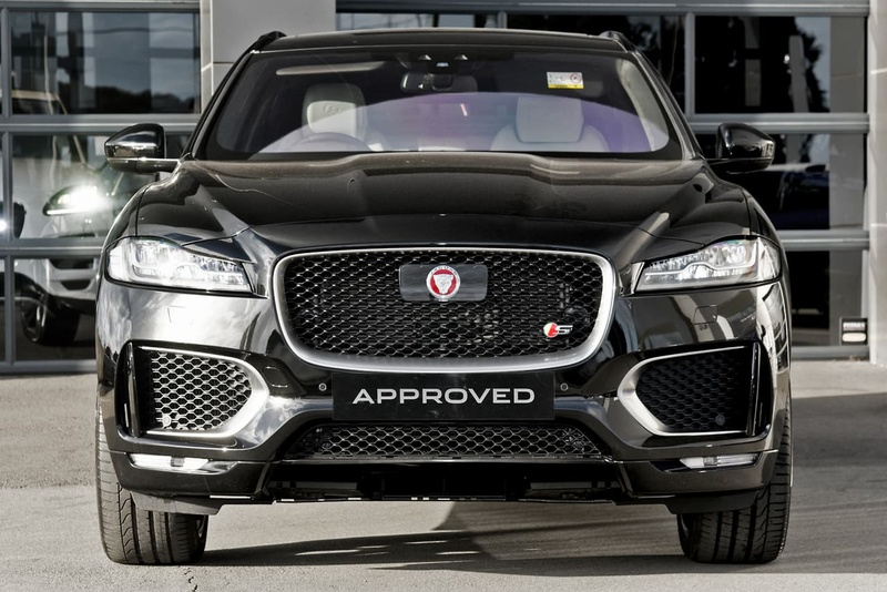 JAGUAR F-PACE 30d X761 30d First Edition Wagon 5dr Spts Auto 8sp AWD 3.0DTT [MY17]