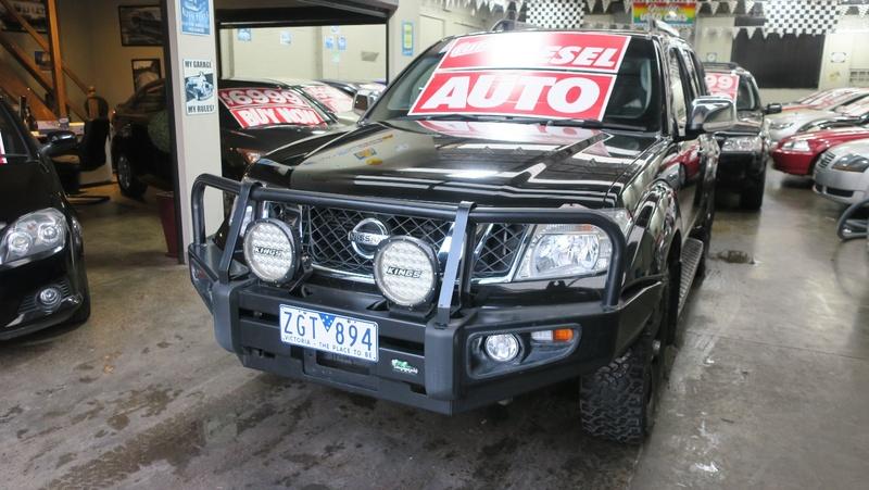 NISSAN PATHFINDER ST-L R51 ST-L Wagon 7st 5dr Spts Auto 5sp 4x4 2.5DT [MY10]