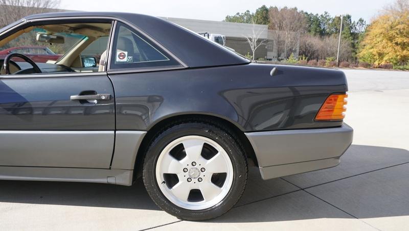 MERCEDES-BENZ 500SL