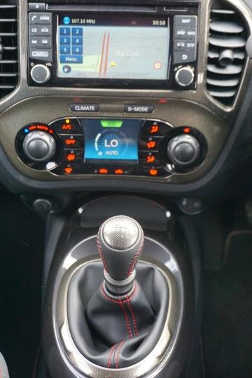 NISSAN JUKE NISMO F15 NISMO RS Hatchback 5dr Man 6sp 2WD 1.6T [MY18]
