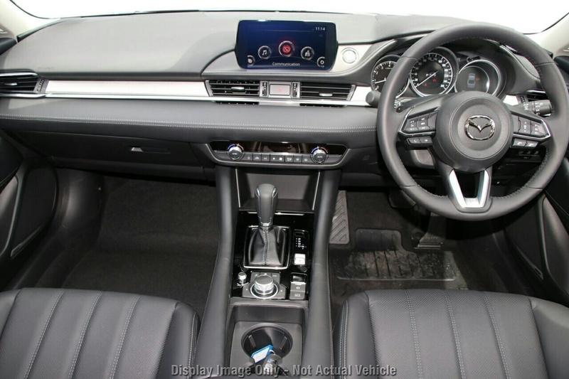 MAZDA 6 Touring GL Series Touring Sedan 4dr SKYACTIV-Drive 6sp 2.5i (5yr warranty) [Aug]
