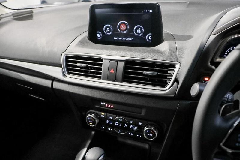 MAZDA 3 Maxx BN Series Maxx Sport Hatchback 5dr SKYACTIV-Drive 6sp 2.0i (5yr warranty) [Aug]
