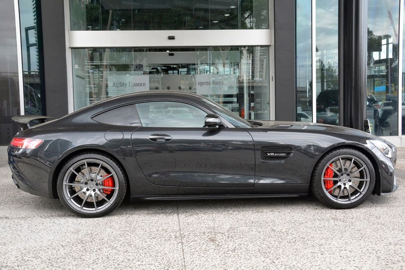 MERCEDES-BENZ AMG GT S C190 S Coupe 2dr SPEEDSHIFT DCT 7sp 4.0TT