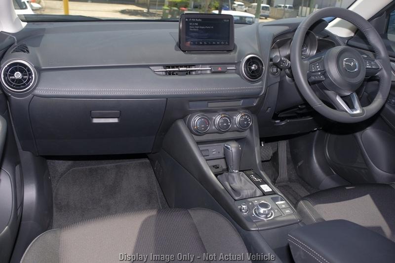 MAZDA CX-3 Maxx DK Maxx Sport Wagon 5dr SKYACTIV-Drive 6sp FWD 2.0i