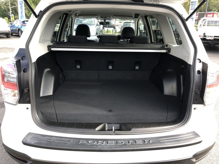 SUBARU FORESTER 2.5i-L S4 2.5i-L Action Pack. Wagon 5dr CVT 6sp AWD [MY17]