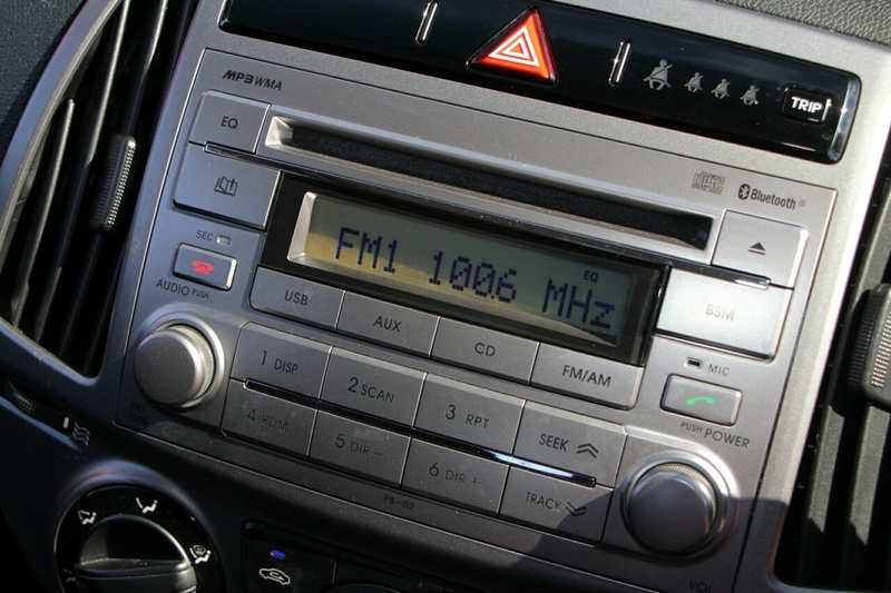 HYUNDAI I20 Active PB Active Hatchback 5dr Auto 4sp 1.4i [MY15]
