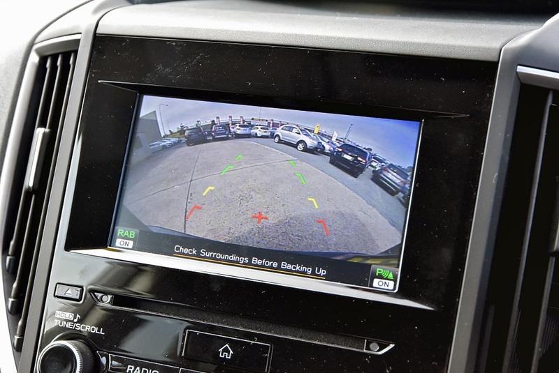 SUBARU FORESTER 2.5i-L S5 2.5i-L. Wagon 5dr CVT 7sp AWD [MY19]