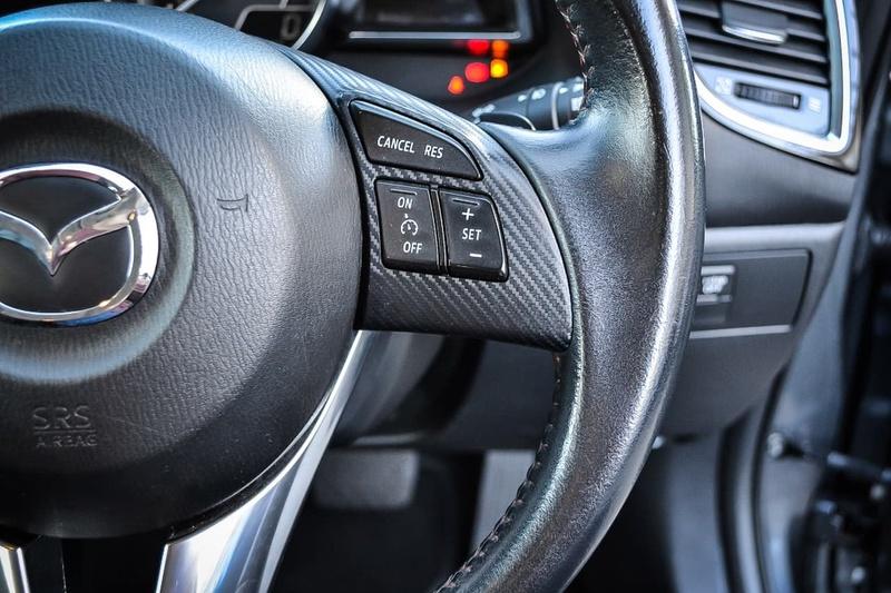 MAZDA 3 SP25 BM Series SP25 GT Hatchback 5dr SKYACTIV-Drive 6sp 2.5i