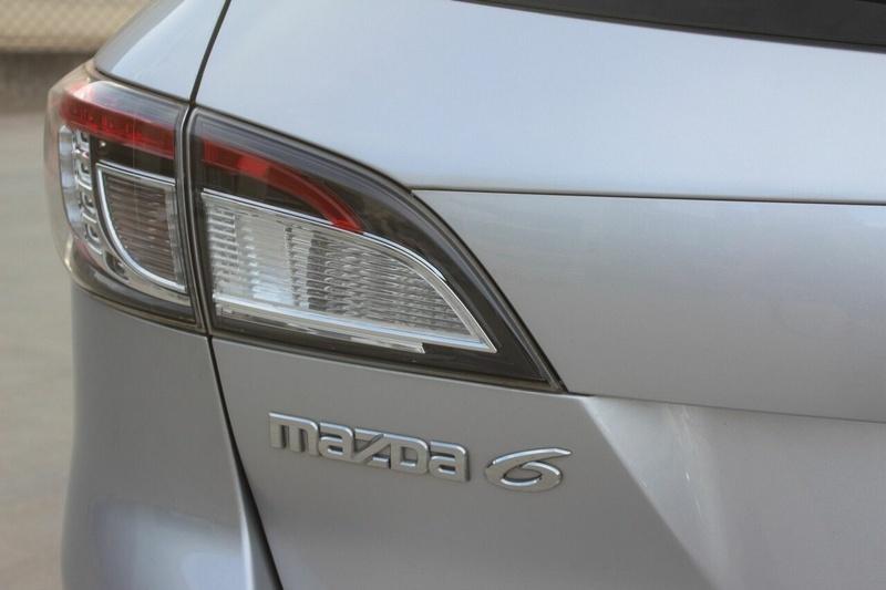 MAZDA 6  GH Series 2 Wagon 5dr Man 6sp 2.2DT [MY10]