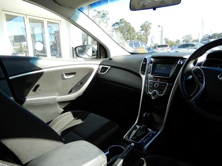 HYUNDAI I30 Active GD Active Hatchback 5dr Spts Auto 6sp 1.8i