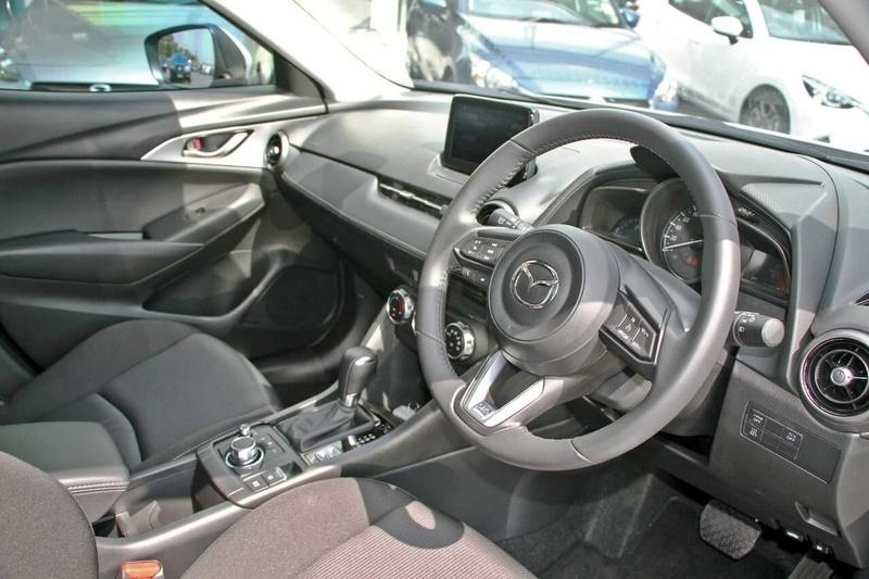 MAZDA CX-3 Maxx DK Maxx Sport Wagon 5dr SKYACTIV-Drive 6sp i-ACTIV AWD 2.0i [Jun]