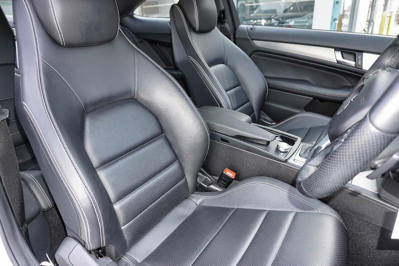 MERCEDES-BENZ C180  C204 Coupe 2dr 7G-TRONIC + 7sp 1.6T (Jun) [MY13]