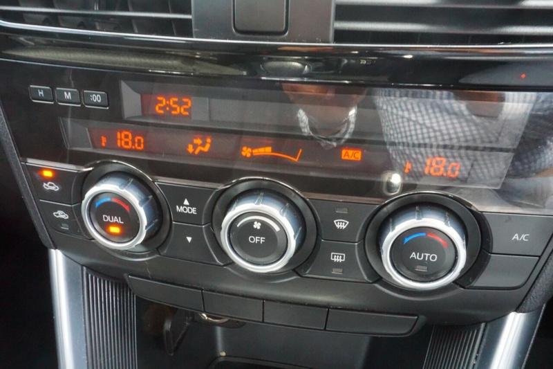 MAZDA CX-5 Maxx KE Series Maxx Sport Wagon 5dr SKYACTIV-Drive 6sp 2.0i (FWD)