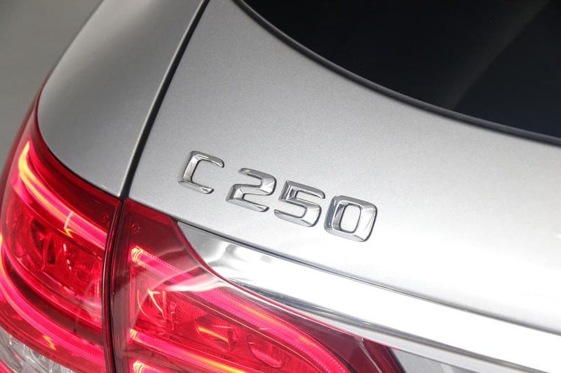 MERCEDES-BENZ C250  S205 Estate 5dr 7G-TRONIC + 7sp 2.0T [Jul]