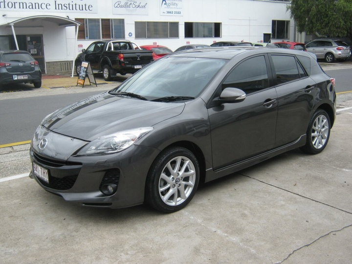 MAZDA 3 SP25 BL Series 2 SP25 Hatchback 5dr Man 6sp 2.5i [MY13]