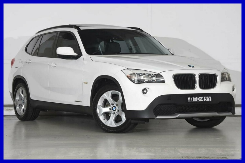 2010 Bmw X1 Sdrive20d Steptronic Sports Automatic