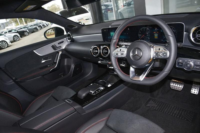 MERCEDES-BENZ A200  W177 Hatchback 5dr D-CT 7sp 1.3T [May]