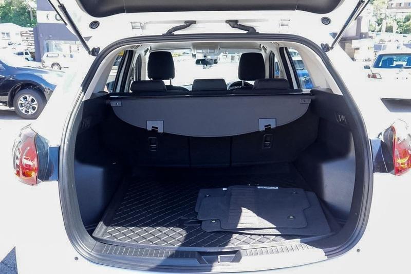 MAZDA CX-5 Maxx KE Series 2 Maxx Sport Wagon 5dr SKYACTIV-Drive 6sp AWD 2.5i