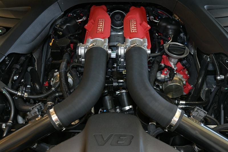 FERRARI GTC4LUSSO T F151 T Shooting Brake 3dr DCT 7sp 3.9TT