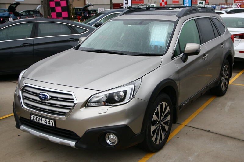 SUBARU OUTBACK 2.0D 5GEN 2.0D Premium. Wagon 5dr CVT 7sp AWD 2.0DT [MY15]