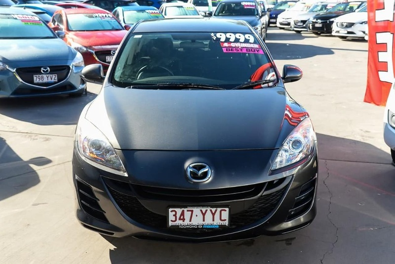 MAZDA 3 Neo BL Series 1 Neo Sedan 4dr Man 6sp 2.0i [MY10]